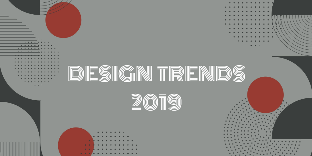Design Trends of 2019 | Red PencilRed Pencil